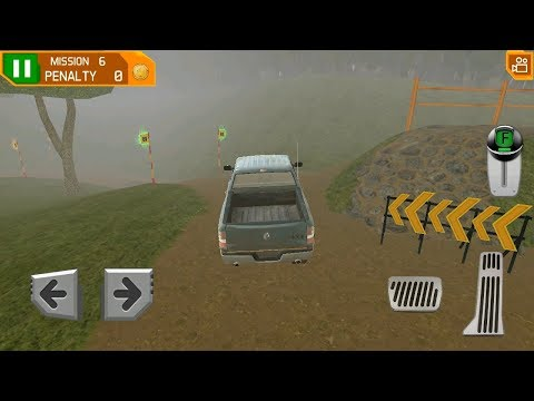 4x4 Dirt Offroad Parking - Android Gameplay HD