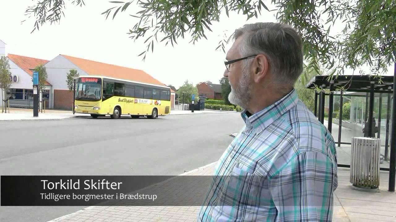 Torkild Skifter - borgmester i Brædstrup i fem år