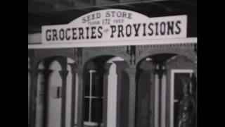 1953 Detroit Historical Museum Footage