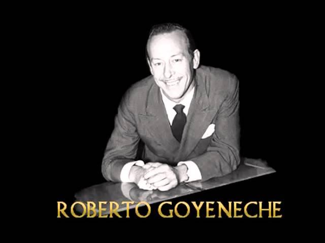 Suerte loca - Roberto Goyeneche | Orq. Típica Porteña
