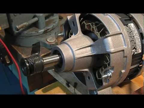 High Speed Induction Motor