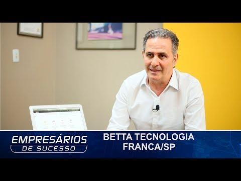 BETTA TECNOLOGIA, FRANCA/SP, EMPRESÁRIOS DE SUCESSO TV