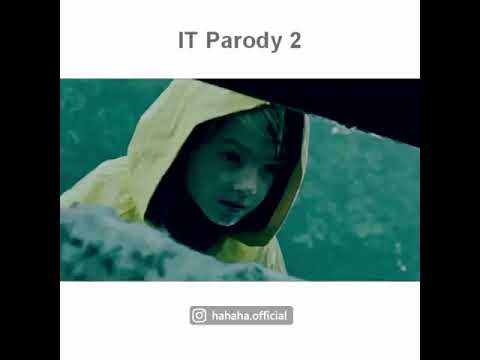 IT Parody versi mimi peri (Hantu Hepibesdey)