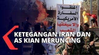 Iran - Amerika Serikat Kian Memanas, Ancaman Perang Dunia Ketiga?