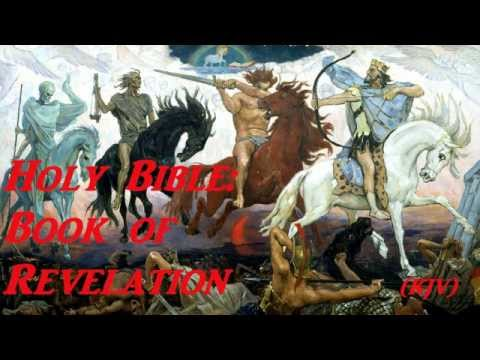 HOLY BIBLE: BOOK OF REVELATION - FULL Audio Book by Apostle John | KJV | Armageddon & Apocolypse