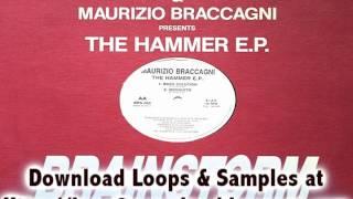 Maurizio Braccagni - Mosquito (The Hammer EP)