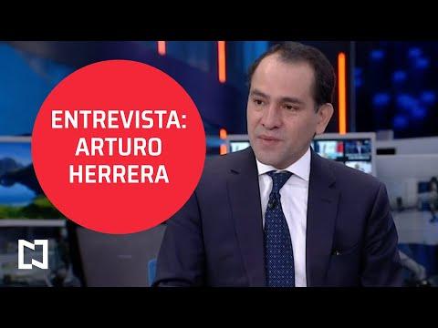 Entrevista I Economía en México por Coronavirus; Arturo Herrera, Secretario de Hacienda - Despierta