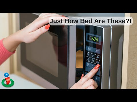 Microwaves Damage Food But Something Worse Revealed At 1