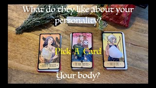 Pick A Card 🌙What Do They Find Irresistibly Attractive About You? 🌙 Timeless