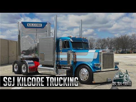 S&J Kilgore Trucking - Interview