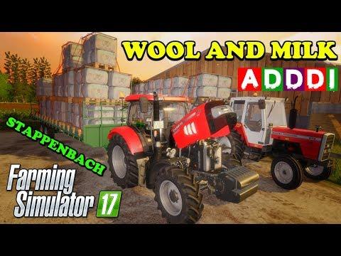 Farming Simulator 17 | Adddi's home hosted server | Stappenbach | Episode 3 | Timelapse thumbnail