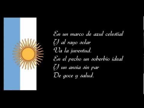 Marcha Militar Argentina del 'Deporte'