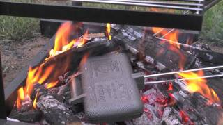 Fire Grill And Pie Iron Cooking Tools - Plow & Hearth