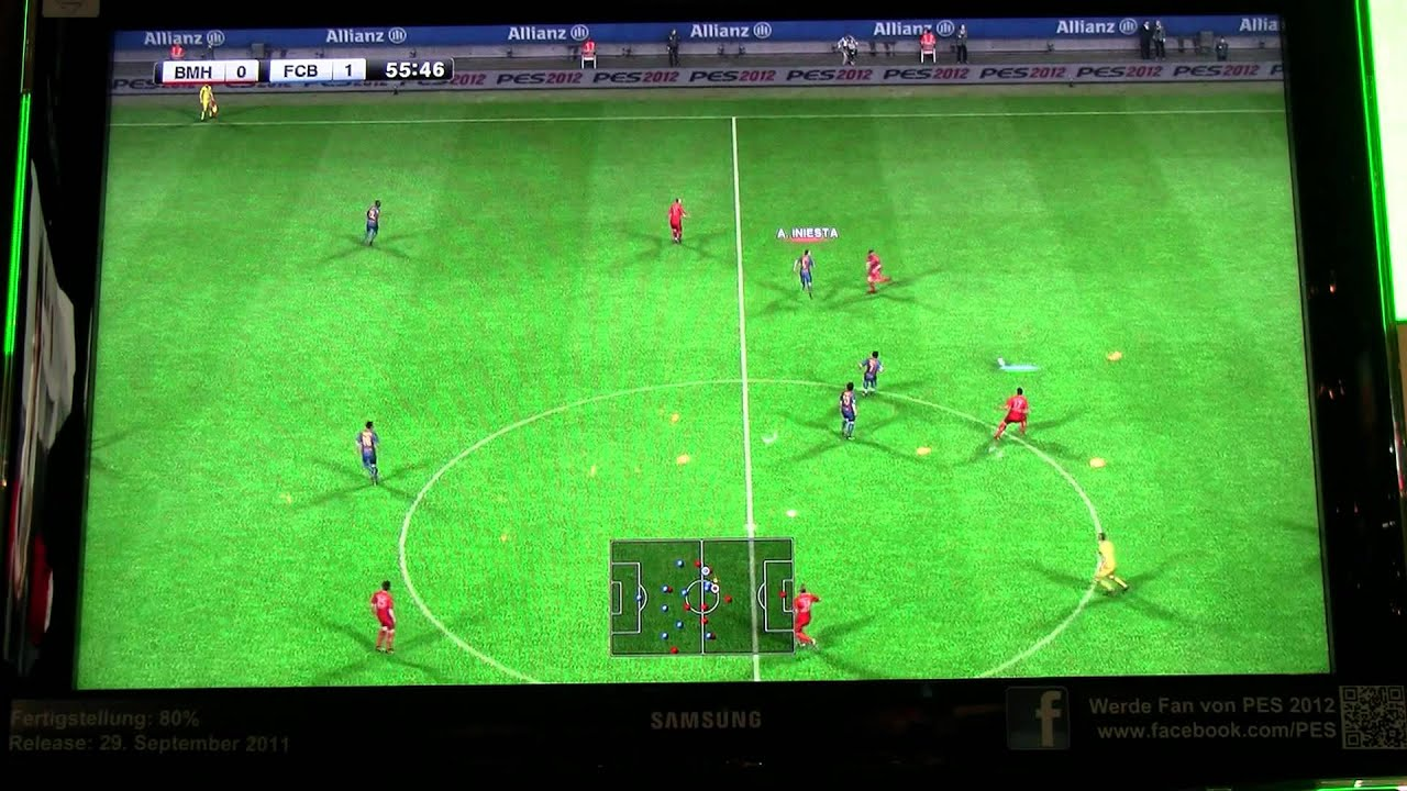Winning Eleven 2012 - Pro Evolution Soccer Wiki - Neoseeker