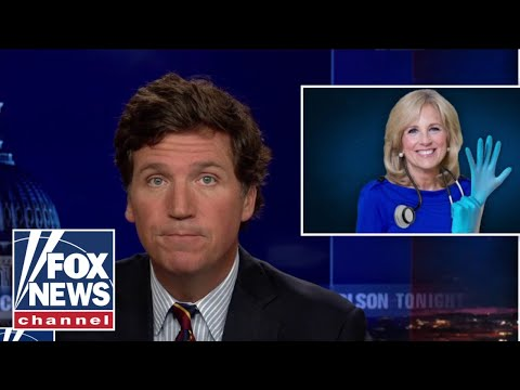 Tucker: Don't worry, Dr. Jill is in charge now