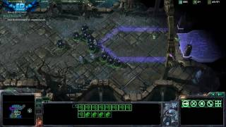 StarCraft II Wings of Liberty PC Gameplay Smash and Grab  Ultra High Settings 720p HD