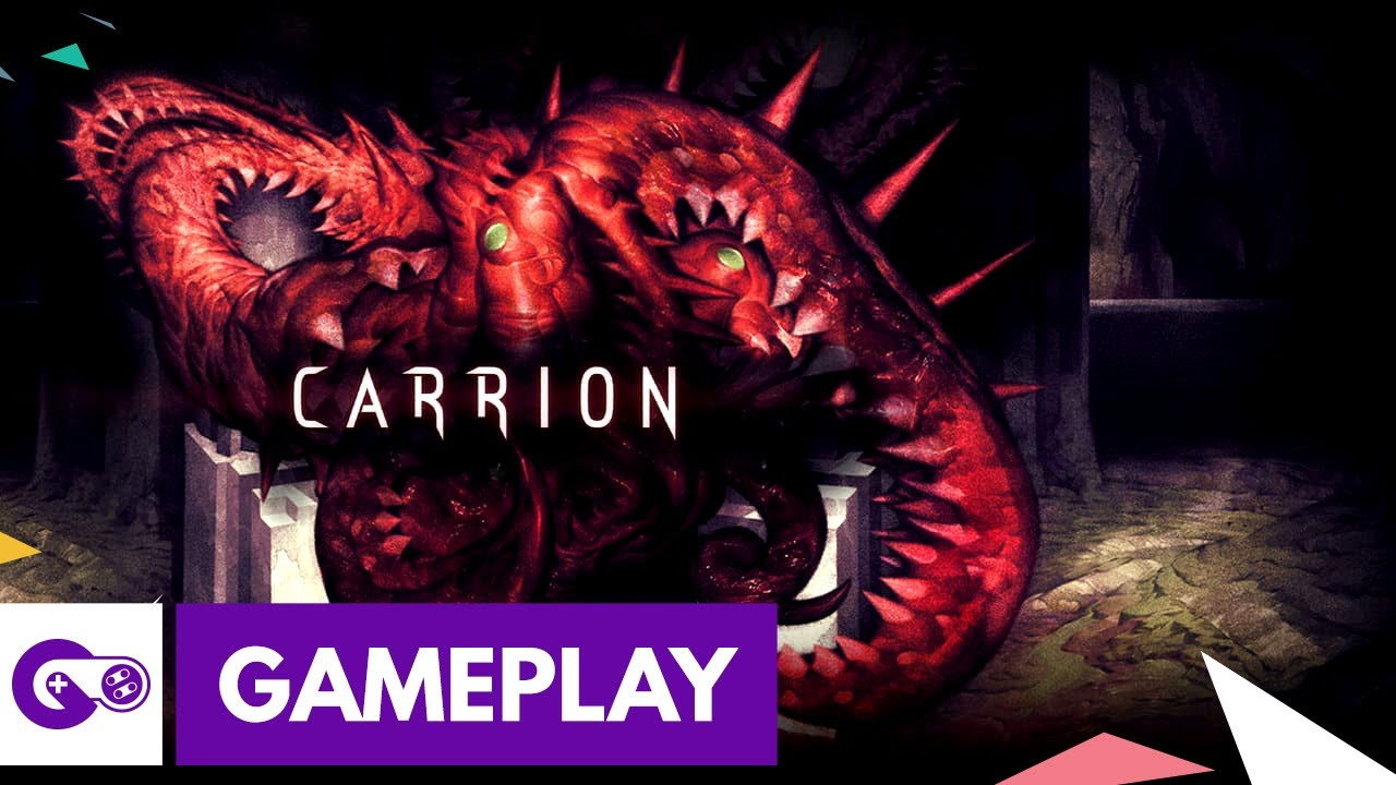 Carrion Gameplay Sem Comentarios Youtube