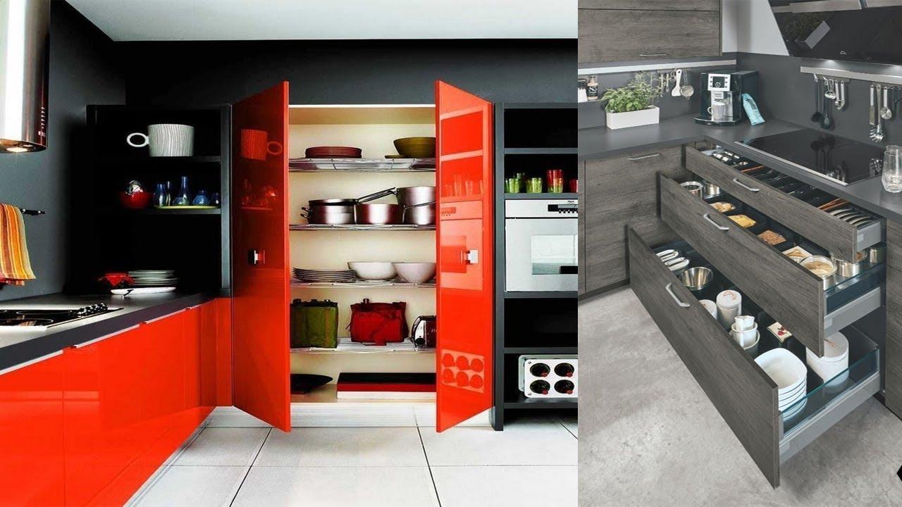 latest modular kitchen design ideas 8/top class kitchen