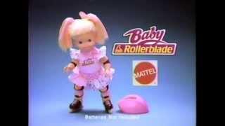 Baby Rollerblade :: Commercial