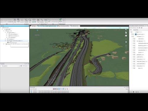 BIM for Infrastructure in Finland & Railways Demo