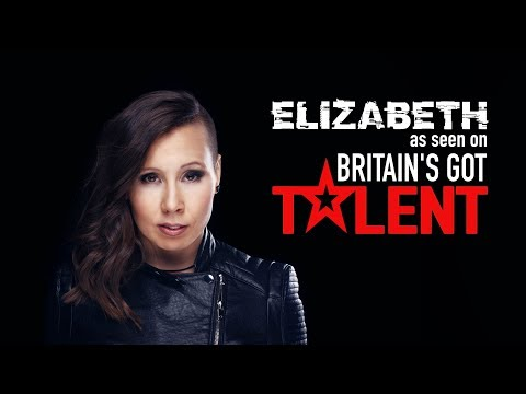 ELIZABETH BRITAINS GOT TALENT MAGICIAN