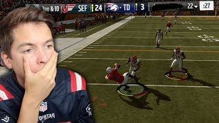 OUR TEAM IS HAVING A TOTAL MELTDOWN...  MADDEN 19 ULTIMATE TEAM SSB #15