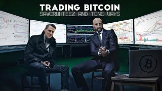 Trading Bitcoin w/ Sawcruhteez - The $11k Rejection, Critical?