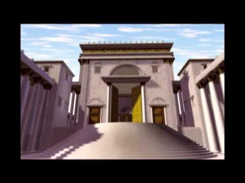 """In the Footsteps of Jesus"" Episode 1: Herod's Temple in Jerusalem"