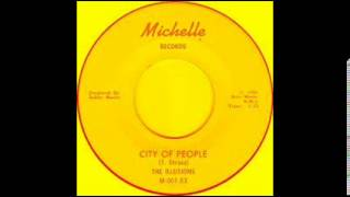 The Illusions - City of People.