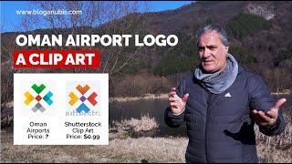 Blog Anubis - Oman Airport Logo, A Clip Art - http://bloganubis.com