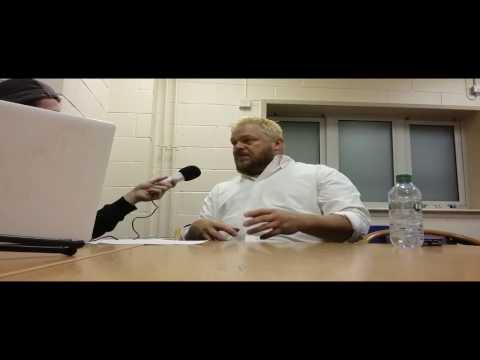 Shane Douglas Interview (Footage)