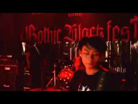 Batu Nisan (cahaya bidadari) Live Gothic Black Fest III