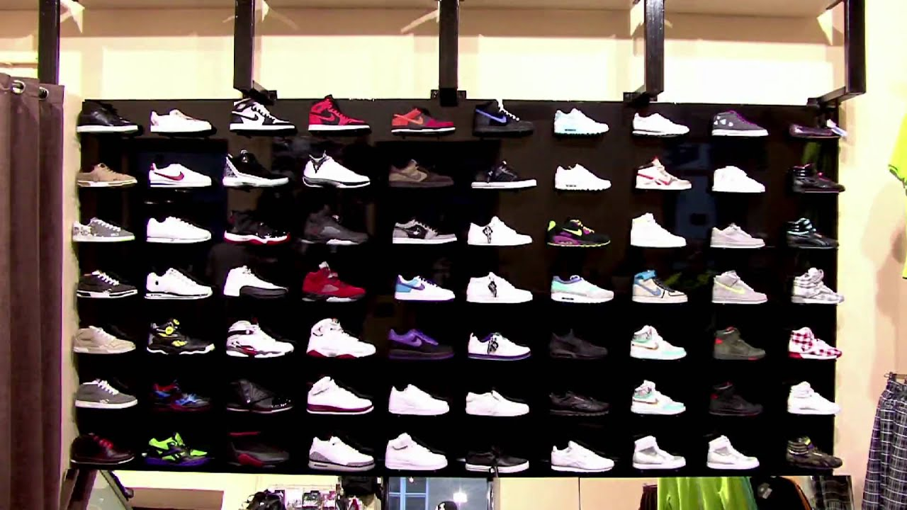 Kicks Probably The Best Sneaker Store In Poland Youtube
