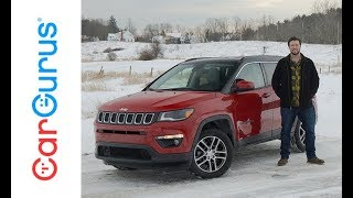 2018 Jeep Compass | CarGurus Test Drive Review
