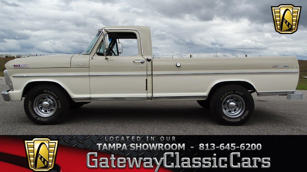 hight resolution of 798 tpa 1967 ford f250 352 cid v8 4 speed manual