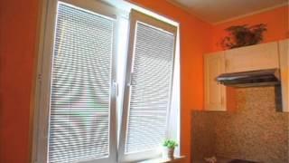 Рулонные шторы и жалюзи на пластиковые окна.avi(, 2012-03-16T07:24:49.000Z)