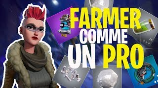 FARMER AS A PRO FORTNITE SAUVER THE WORLD