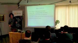OpenFest 2011 - RFID технологии и проблеми със сигурността им