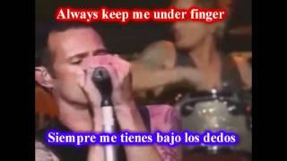 Velvet Revolver - Slither subtitulado ( español - ingles )