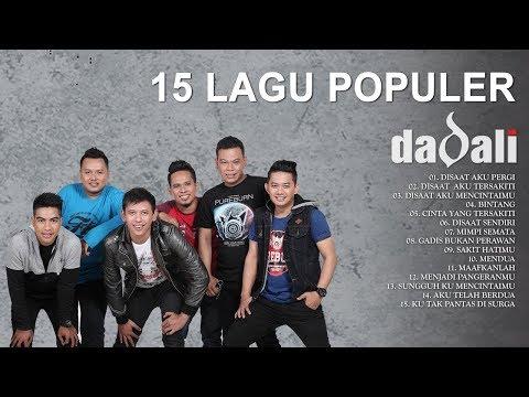 15 Lagu Populer Dadali (Full Album)