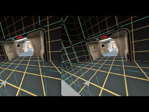 Set the Star Trek Holodeck as your Steam VR Environment