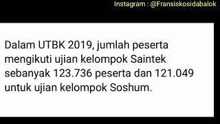 Rasionalisasi dan Peluang Nilai UTBK SBMPTN 2019