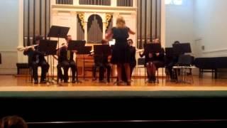 Stetson University Flutes - La Danse de La Nuit