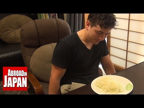 How to Lose Weight in Japan - #Week 1