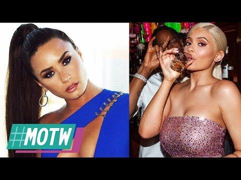 Demi Lovato's OVERDOSE Drug REVEALED! Kardashian Unfollow HOSPITALIZED Girl At Kylie's Bday Party!