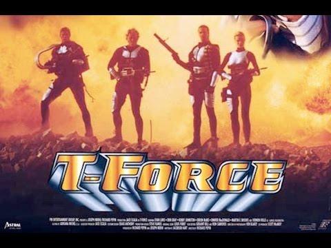 TForce 1994 Evan Lurie, Deron McBee, Jennifer MacDonald & Jack Scalia kill count
