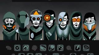 "Incredibox v8 Mix: ""Lost In Dystopia"""
