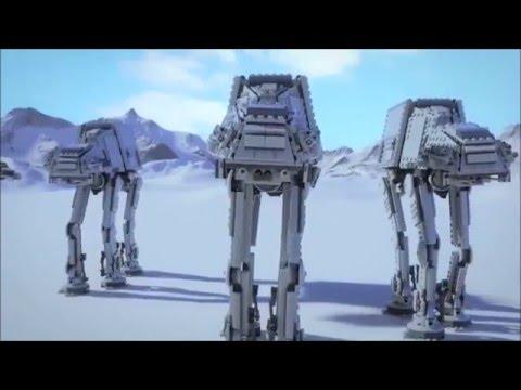 Lego Star Wars 2015 Final Episode 1-2-3-4-5-6-7-8-9-10-11-12