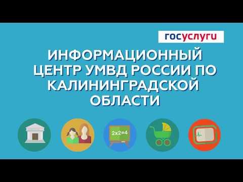 Справка об отсутствии судимости ИЦ УМВД   Калининград