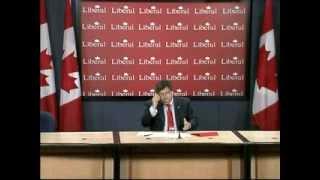 Cuts to Low-Income Co-op Housing Units / Coupures aux coopératives d